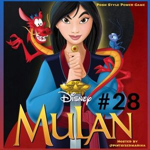 FRIDAY ❤️❤️🎉🎉🎉MAY 7☀️☀️MULAN WARRIORS